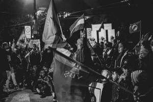 Lukáš Bičkoš – Protest za ľudské práva II.